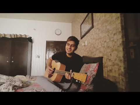 Gerua by shahrukh mahesar (acoustic cover)