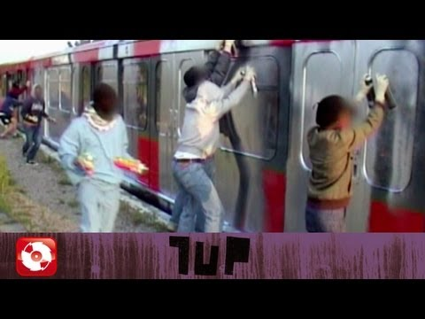 1UP  PART 02  BERLIN  DAYTIME WHOLETRAIN  OSTKREUZ  HD VERSION AGGRO TV