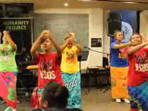 Fijian Cultural Dance - MFC @ Peppertree Cafe