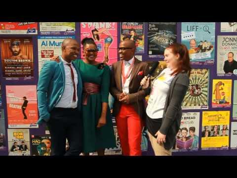 The Soil performing 'Joy We Are Family'   Waffle TV @The Edinburgh Fringe Festival 2013 720p