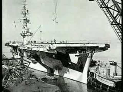 Casablanca Aircraft Carrier