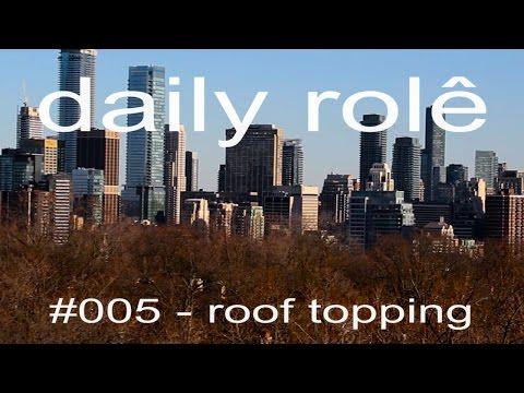 Daily Role #5 | Medo de altura?