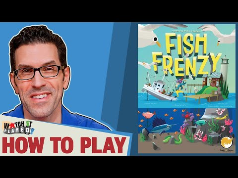 Fish Frenzy - How To Play