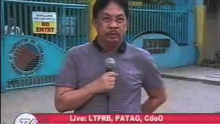 TV Patrol Northern Mindanao - March 6, 2015