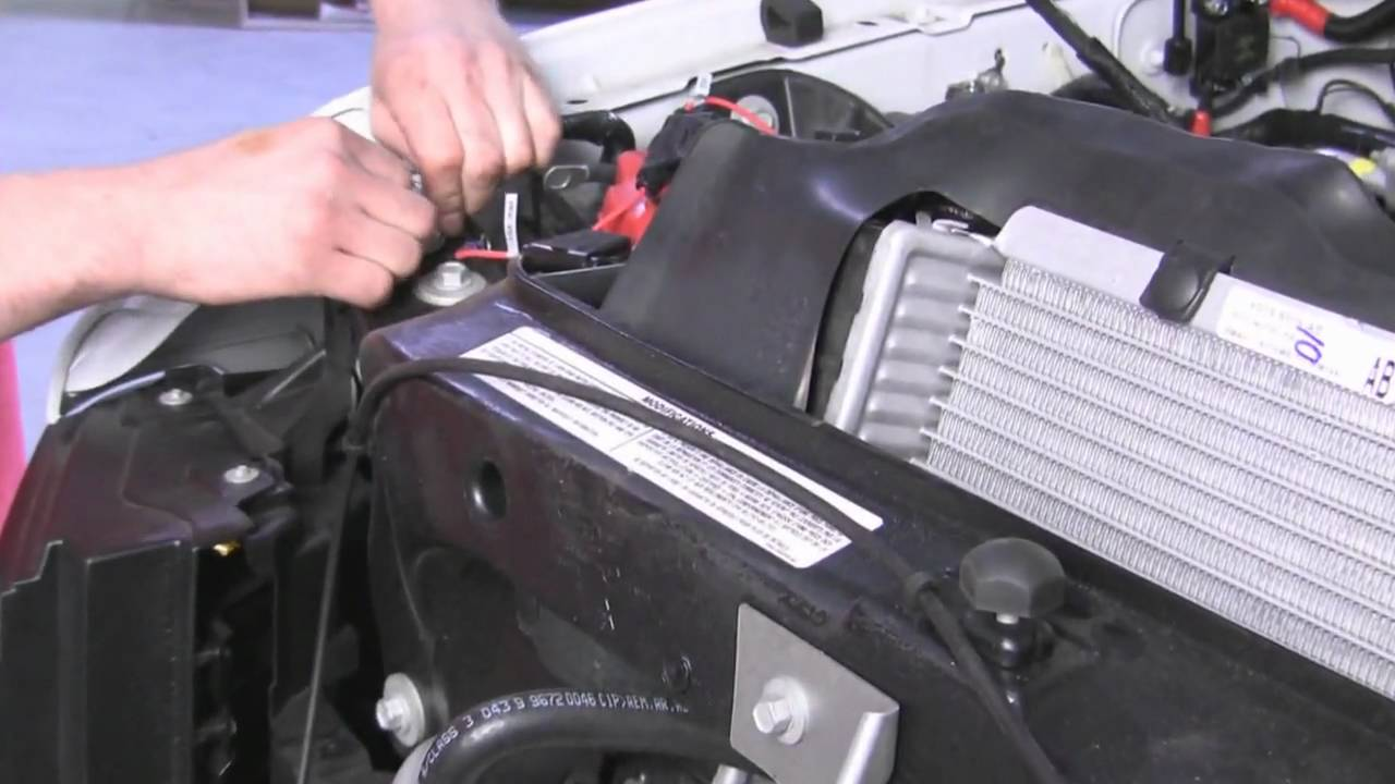 Meyer Snowplow Install - Part 2 (Electrical) - YouTube