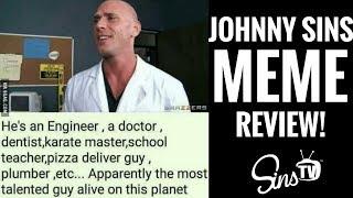 Meme Review! || Johnny Sins Vlog #61 || SinsTV