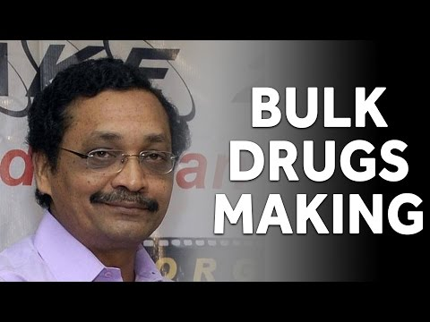 Government Plans To Set Up Bulk Drugs Manufacturing Hubs
