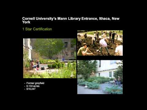 2014 01 21 SITES from the Ground Up  How to Rate Sustainable Landscapes