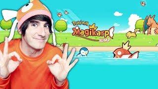 YA HA SALIDO! Pokemon Magikarp Jump