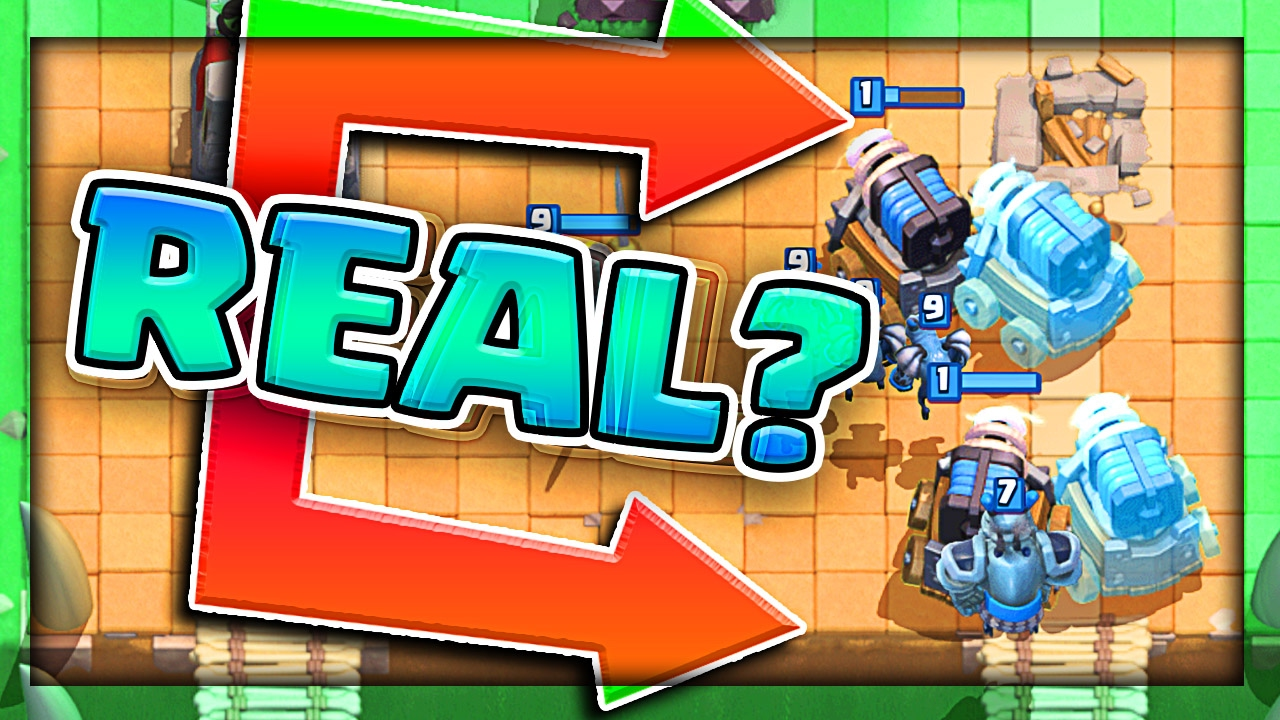 Is This Even REAL!? • Insane Clash Royale Battle!