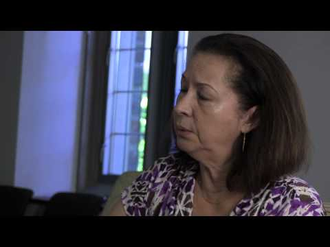 Michèle Montas-Dominique, Oral History Part 1 (English).  September 16. 2014.