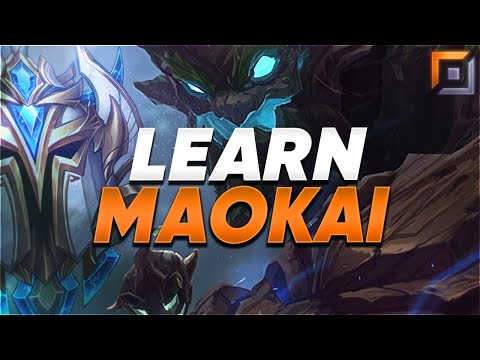 The ONLY Maokai Guide You Need