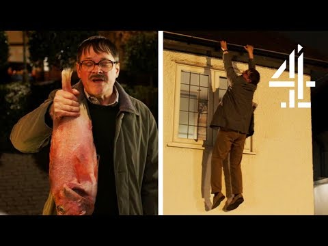 BEST OF FRIDAY NIGHT DINNER | Neighbour Jim's Funniest Bits | Series 4