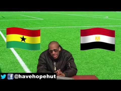 Egypt vs  Ghana Pre Match Analysis P Africa World Cup Qualifier