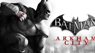 Batman Arkham City part 4