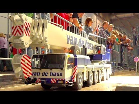 SUPER BIG SCALE RC CRANE LIEBHERR 150KG MODEL I MOBILE RC CRANE I MODELL-HOBBY-SPIEL