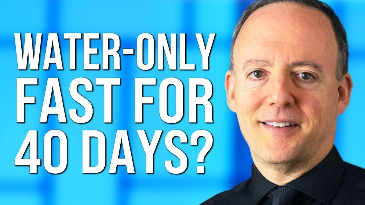 Download Doctor Reveals How Water Fasting Unlocks Secret Healing Powers | Dr. Alan Goldhamer on Health Theory