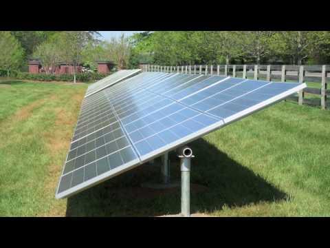 20kw Solar Photovoltaic PV Array