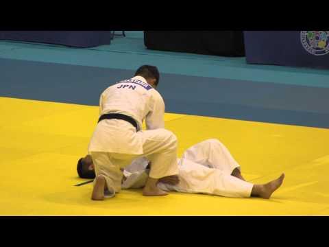 Judo Kata Wold Championship Malaga 2014 - Katame No Kata Japan