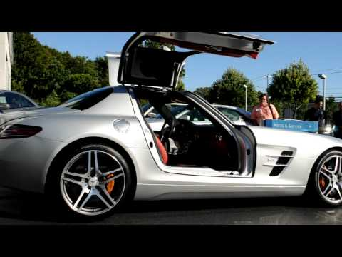 2011 SLS AMG Mercedes-Benz of Huntington For Sale
