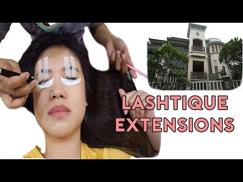 Titan Vlogs #2 ♥ Jkt House Tour, Hate Comments, Lashtique BEST Eyelash Extension (Bhs Indo)