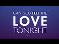 Can You Feel The Love Tonight Official Lyric Video mp3
