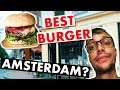 How to get a Free Gourmet Burger in Amsterdam? 🍔😱 | Amsterdam Vlogs