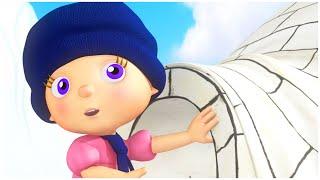 براعم | الدنيا روزي - حلقات كاملة | مجموعة | رسوم متحركة للاطفال | كارتون