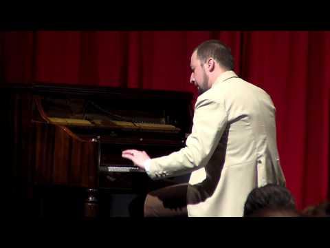 Sing, Sing, Sing (With A Stride) - David Cavalari