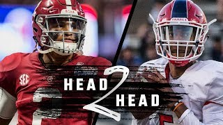 Head to Head: Alabama vs. Fresno State