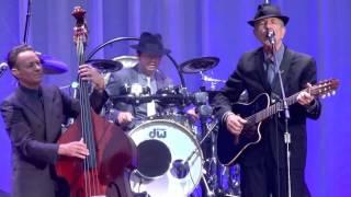 Leonard Cohen, Banjo , Ghent  14-08-2012