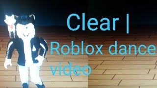 Pusher - Clear ft. Mothica (Shawn Wasabi Remix) [Roblox Dance Music Video]