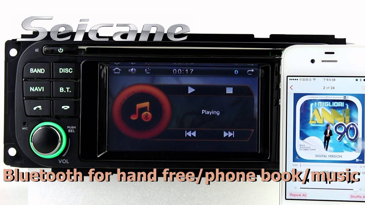 Jeep Wrangler Stereo System Upgrade 2007 Dodge Ram Radio