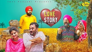 LOVE STORY 2019 Full Movie (HD) | Chacha Bishna | Latest Released Punjabi Movies 2019 | Just Punjabi
