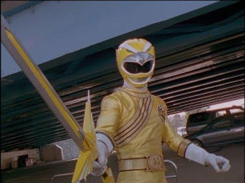 "Power Rangers Wild Force - Yellow Ranger vs Camera Org | Episode 3 ""Click, Click, Zoom"""