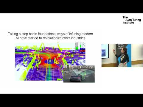Towards ambient intelligence in AI-assisted healthcare spaces – Dr Fei-Fei Li, Stanford University