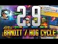 Clash Royale - Bandit / Hog 2.9 Cycle Deck!!