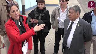 Tema:COPAL SUPERVISA INFRAESTRUCTURA DEL ESTADIO SAN MARCOS