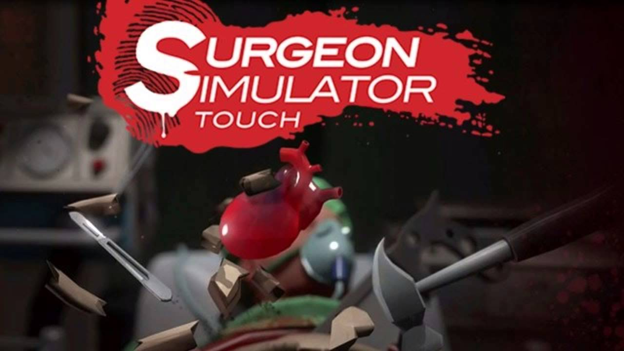 Surgeon Simulator Touch Ost Surgeon Stimulator Corridor