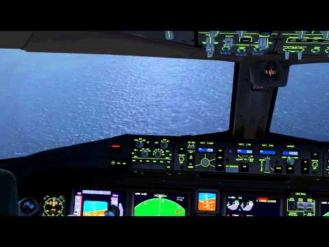 MH370 Crash video