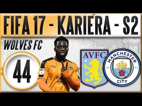 FIFA 17 Kariéra - Wolves   #44   Dickouš na Odchodu?!! (S2)   Český Let's Play