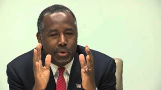 Full interview: Ben Carson meets with Register editorial board