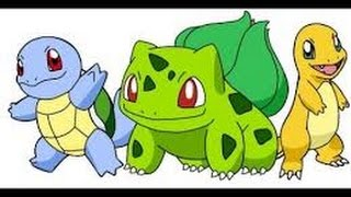 MY LAST POKEMON GTS GIVEAWAY SQUIRTLE, BULBASAUR, AND CHARMANDER (INTERACTIVE STREAMER)