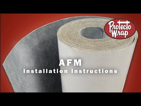 AFM Installation Instructions