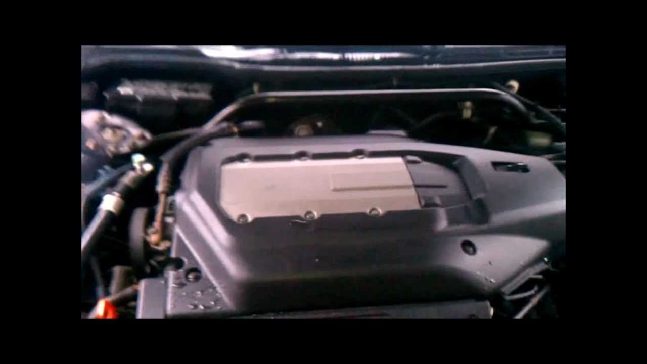 small resolution of acura 3 2 tl cl mdx misfire repair procedure tech bulletin wmv youtube