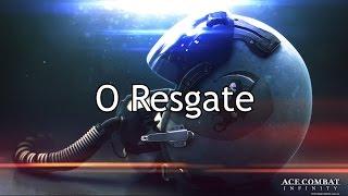 Ace Combat Infinity em Português   Missão 3   O Resgate