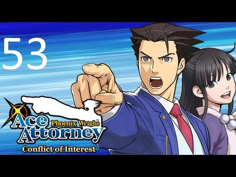 Ace Attorney: Conflict Of Interest w/ Garcon [53] The Truth