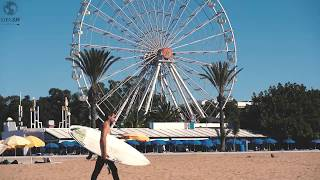 Global Surf מחנה גלישה לנוער במרוקו 2018 #1