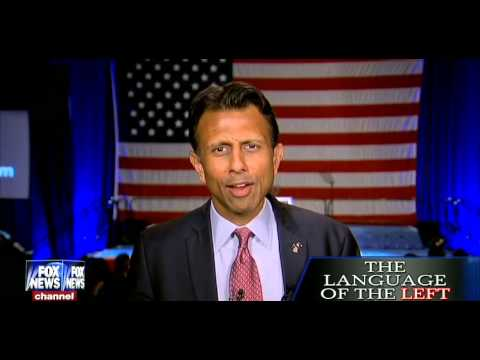 • Gov. Bobby Jindal • Road To 2016 • Hannity • 6/24/15 •