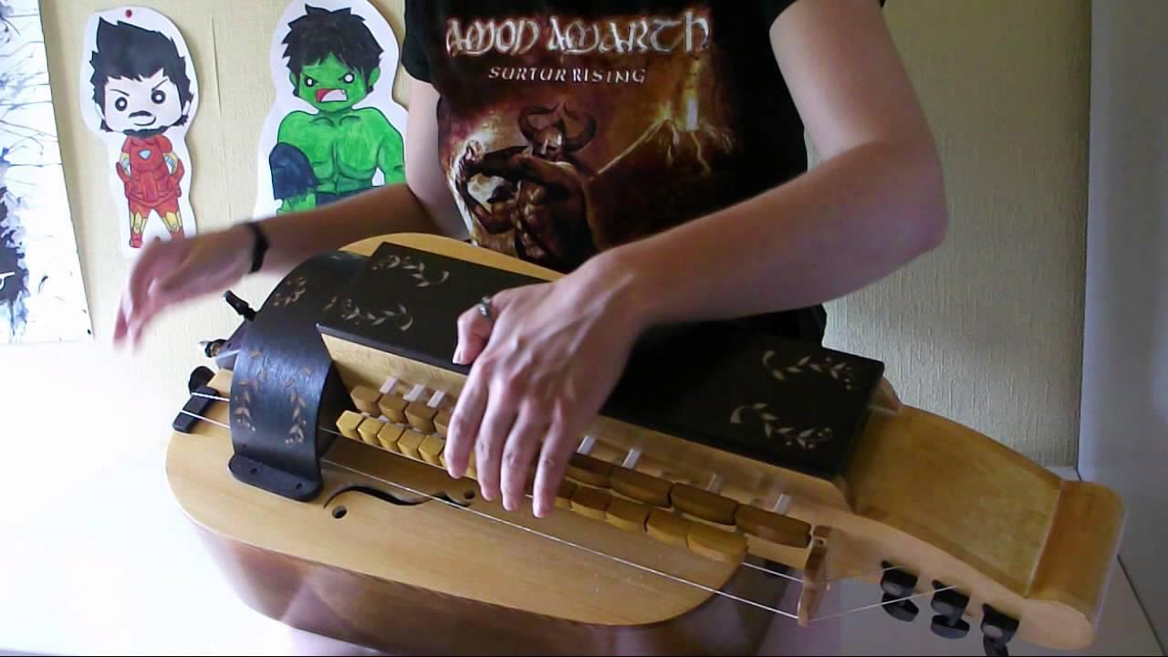 Eluveitie - Brictom (hurdy gurdy cover)